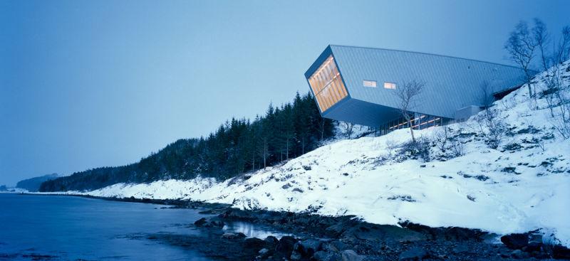 Snøhetta AS - Petter Dass-museet