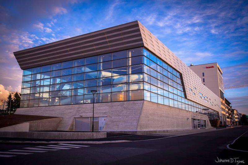 L2- Arkitekter - Kulturbadet