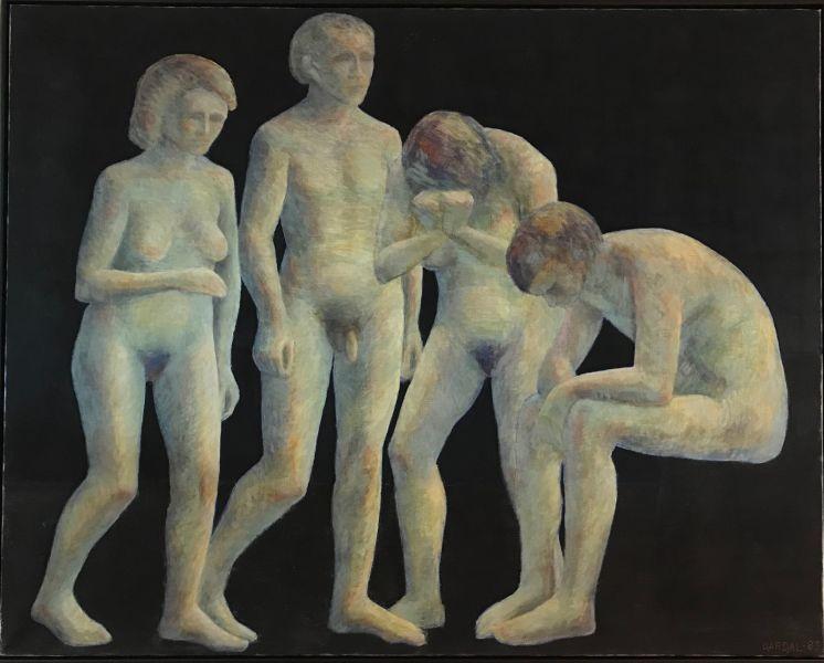 Henry Bardal - Figurkomposisjon