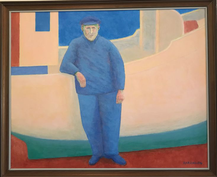 Henry Bardal - Båtbyggeren