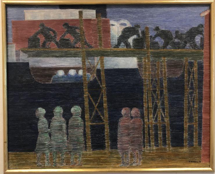 Henry Bardal - Kølbåten