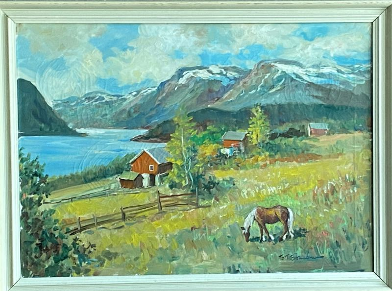 Sigurd Torbjørn Sørensen - Tittel ukjent