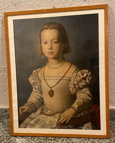 Agnolo di Cosimo - Maria de Medici