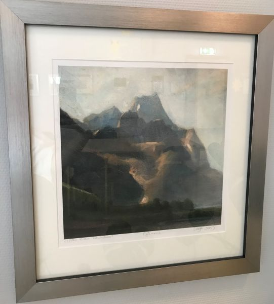 Vebjørn Sand - Fjell, Reine
