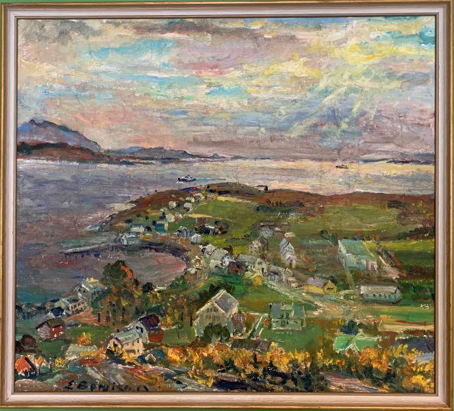 Ernst Bowin - Mangler tittel