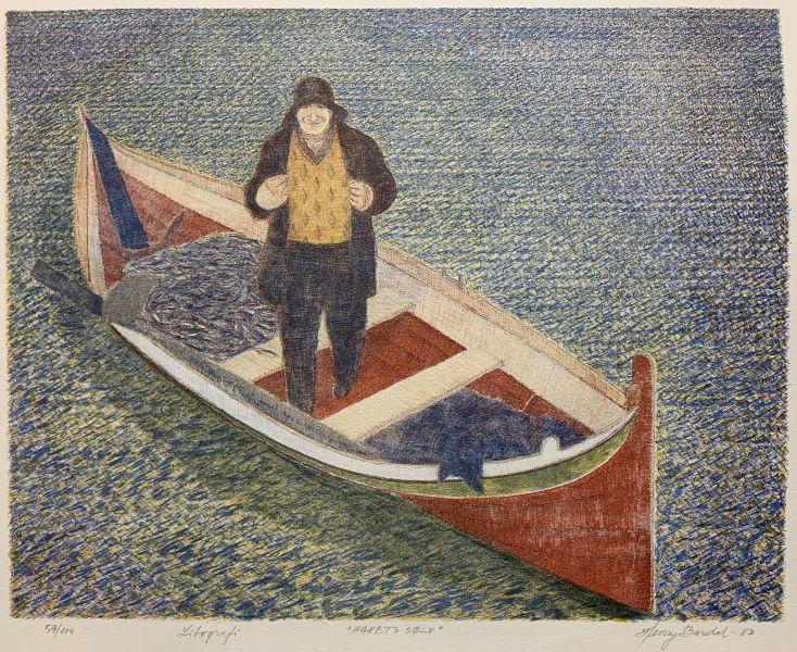 Henry Bardal - Havets sølv