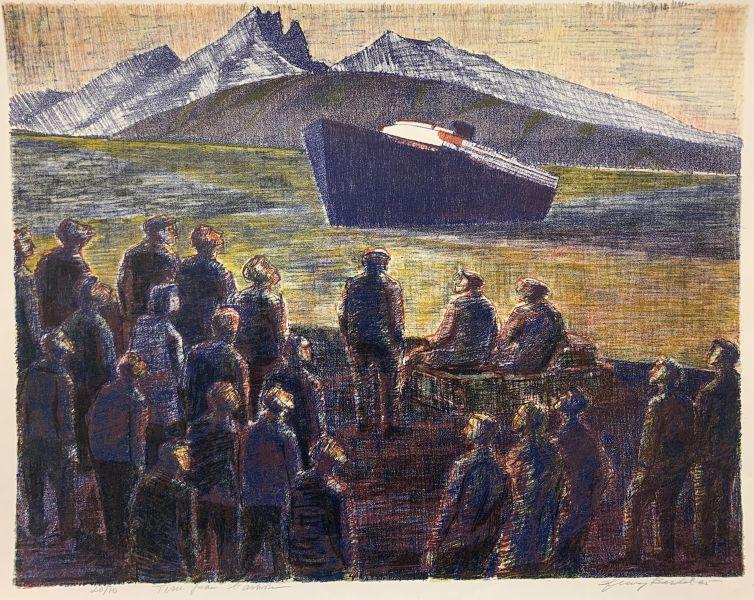 Henry Bardal - Skipet kommer