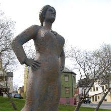Skule Waksvik - Sigrid på Sandnes